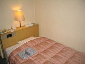水海道第一ホテル/客室