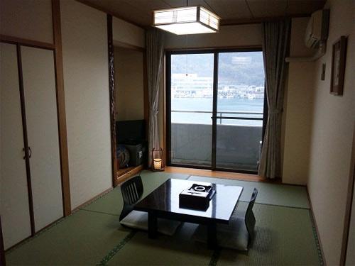 魚美味倶楽部美晴(美晴旅館)/客室