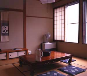 奥飛騨郷 国民宿舎 円空庵/客室