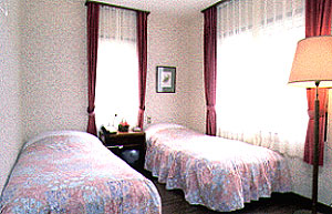 シルバー フォックス/客室