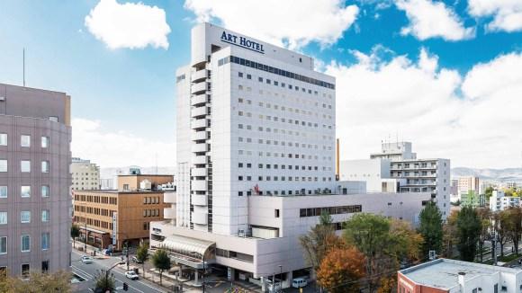 アートホテル旭川/外観