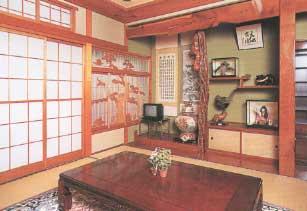 鳥井原荘/客室