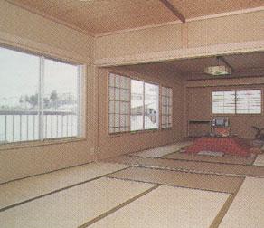 かどや旅館<新潟県>/客室