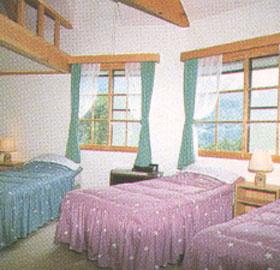 プチホテル ピーターラビット/客室