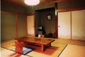 駒鳥山荘/客室