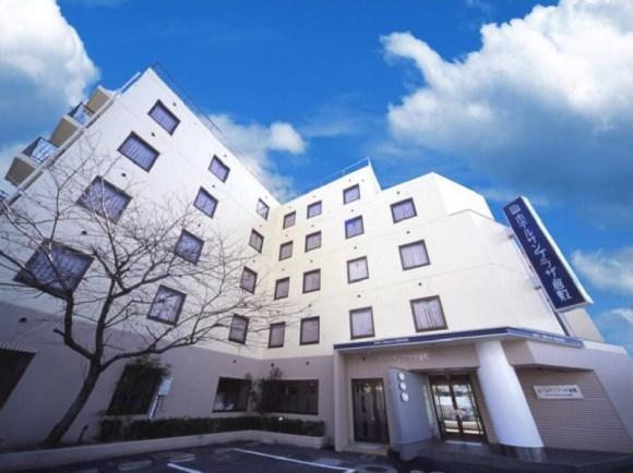 ホテル サンプラザ倉敷/外観