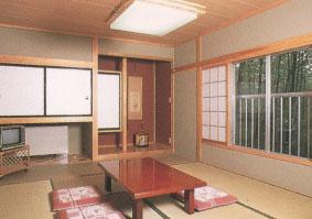 遠刈田温泉 ペンションウッドチャック/客室
