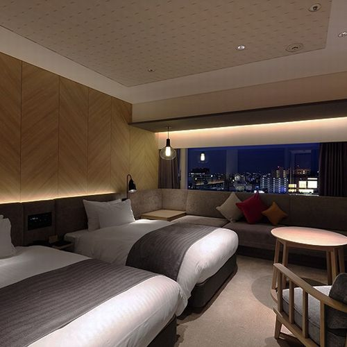 ソラリア西鉄ホテル/客室