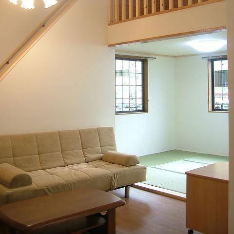 素泊まりの宿 サンモーレ/客室