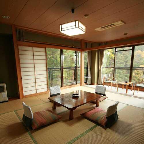 菱野温泉 常盤館/客室