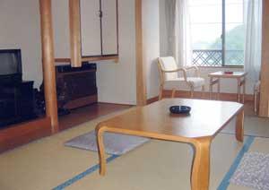 阿波海/客室