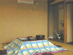 小野川温泉 やな川屋旅館/客室