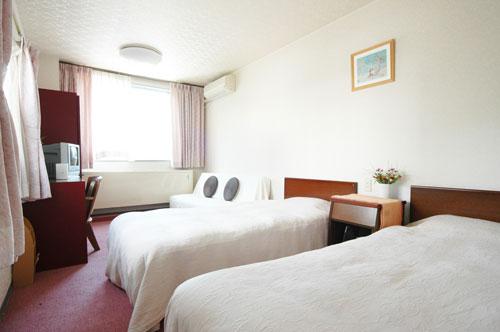 ホテル グレイス イン 栂池/客室