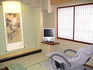 高原の温泉宿 渓谷の湯/客室