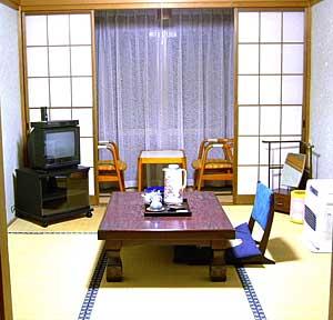 蓮華山荘/客室