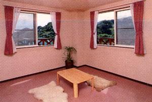 ヴィラシャモア/客室