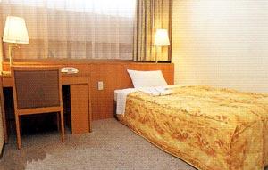 ステーションホテルみやこ(旧:ステーション岸和田)/客室