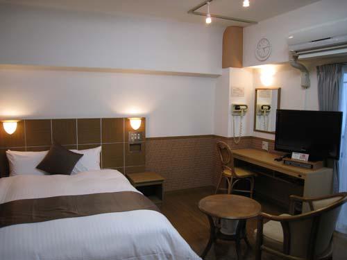 ビジネスホテル セジュールフジタ/客室