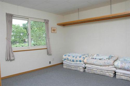 ニセコの宿 旅の交差点/客室