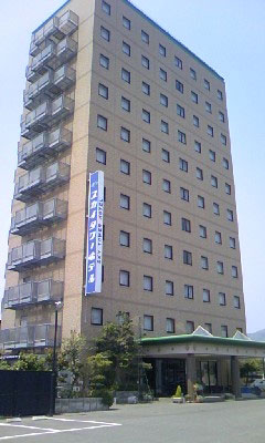 スカイタワーホテル/外観