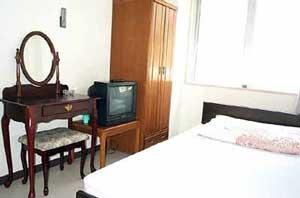ビジネスホテル三和莊/客室