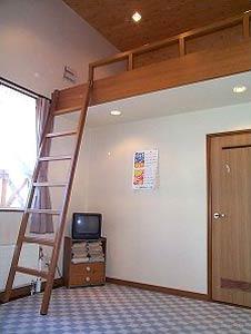 ペンション ニュー マリモ/客室