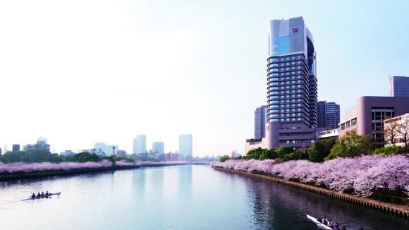 帝国ホテル大阪/外観