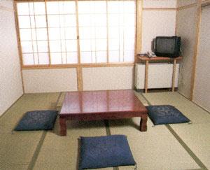 ラ・フォーレ つくしんぼ/客室