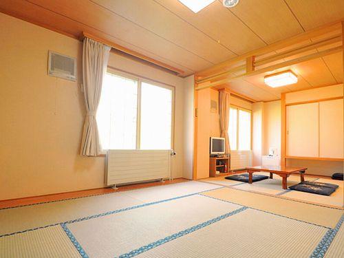 国民宿舎 新嵐山荘/客室