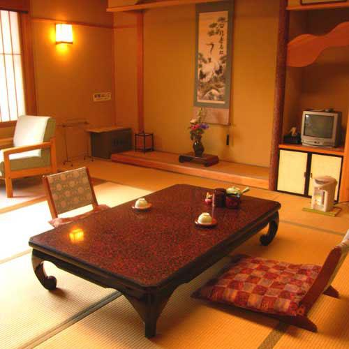 美ヶ原温泉 きみの湯旅館/客室