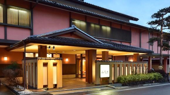 浅間温泉 和泉荘/外観