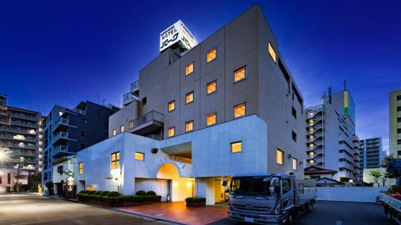 川崎ホテルパーク/外観