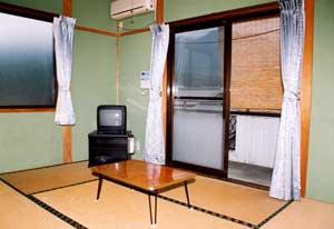 民宿 宮之浦荘 <屋久島>/客室