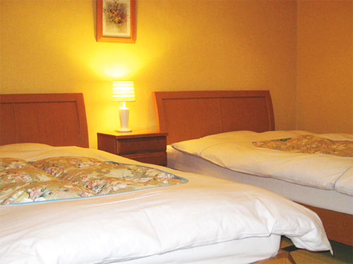 ホテル ダイキ/客室