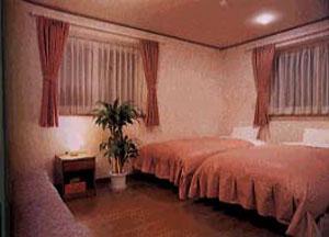 那須湯本温泉 ペンションエスポワール/客室