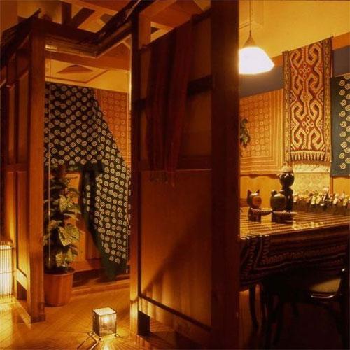 那須温泉 アジアン個室ダイニングの宿 ペンション ベルザキャット/客室