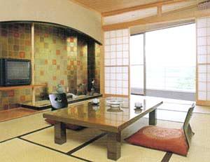 小砂温泉 ホテル美玉の湯/客室