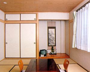 ペンション青葉/客室