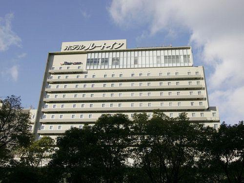 ホテルルートイン大阪本町/外観