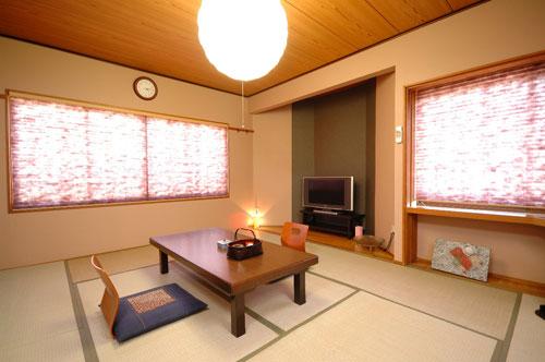 かにのお宿/客室