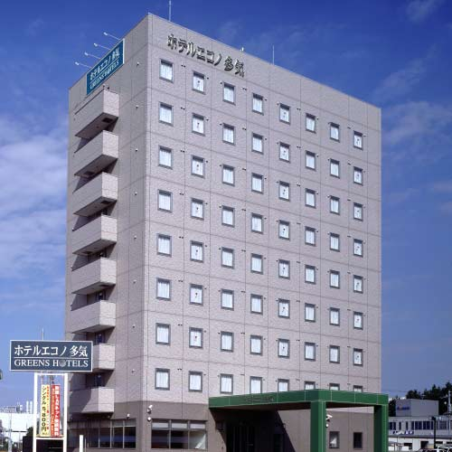 ホテルエコノ多気/外観