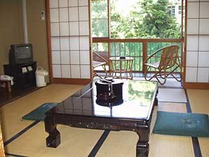 旅館 三冨久/客室