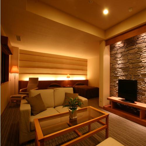 ナチュラルリゾート ニセコワイスホテル/客室