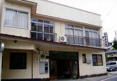 平野屋旅館/外観
