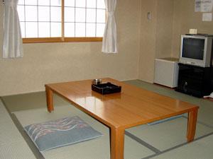 サンフラワーパークホテル北竜温泉/客室