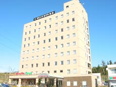 リビングホテル亀山/外観