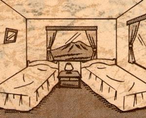 ガストハウス もり/客室