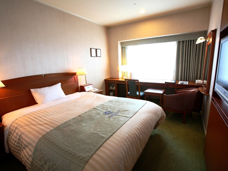ホテルボストンプラザ草津 びわ湖/客室
