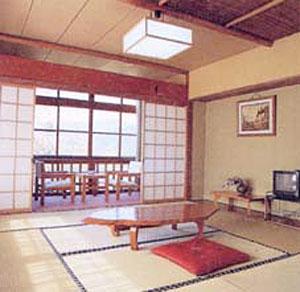 湯山温泉 市房観光ホテル/客室