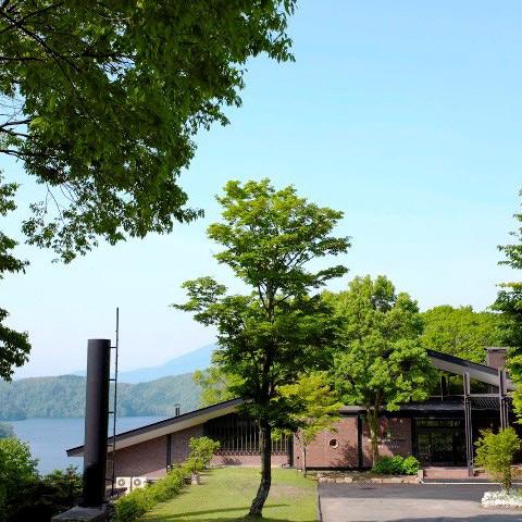 野尻湖ホテル エルボスコ/外観